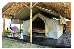 Hippo Hill camp Uganda
