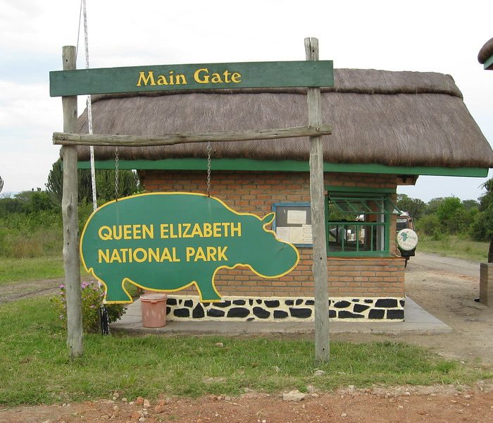 Queen Elizabeth Uganda, Getting There and Access