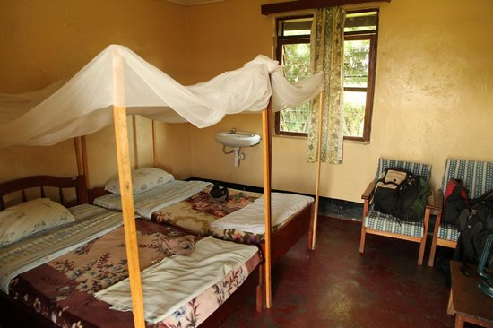 Mweya Hostel, Mweya Institute of Ecology Uganda