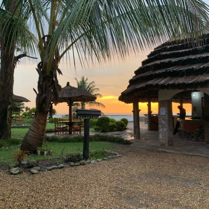 Kingfisher Lodge Kichwamba Uganda