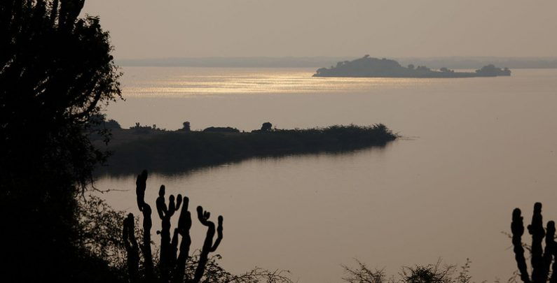 mweya peninsular